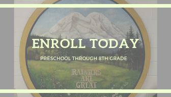 Enrollment is Open for PK to 8th Grade
