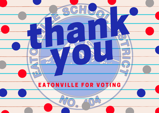 Thank You Eatonville!