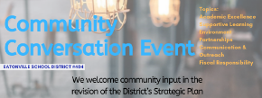 Eatonville School District Community Conversation Event