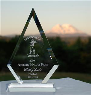 Hall of Fame Trophy