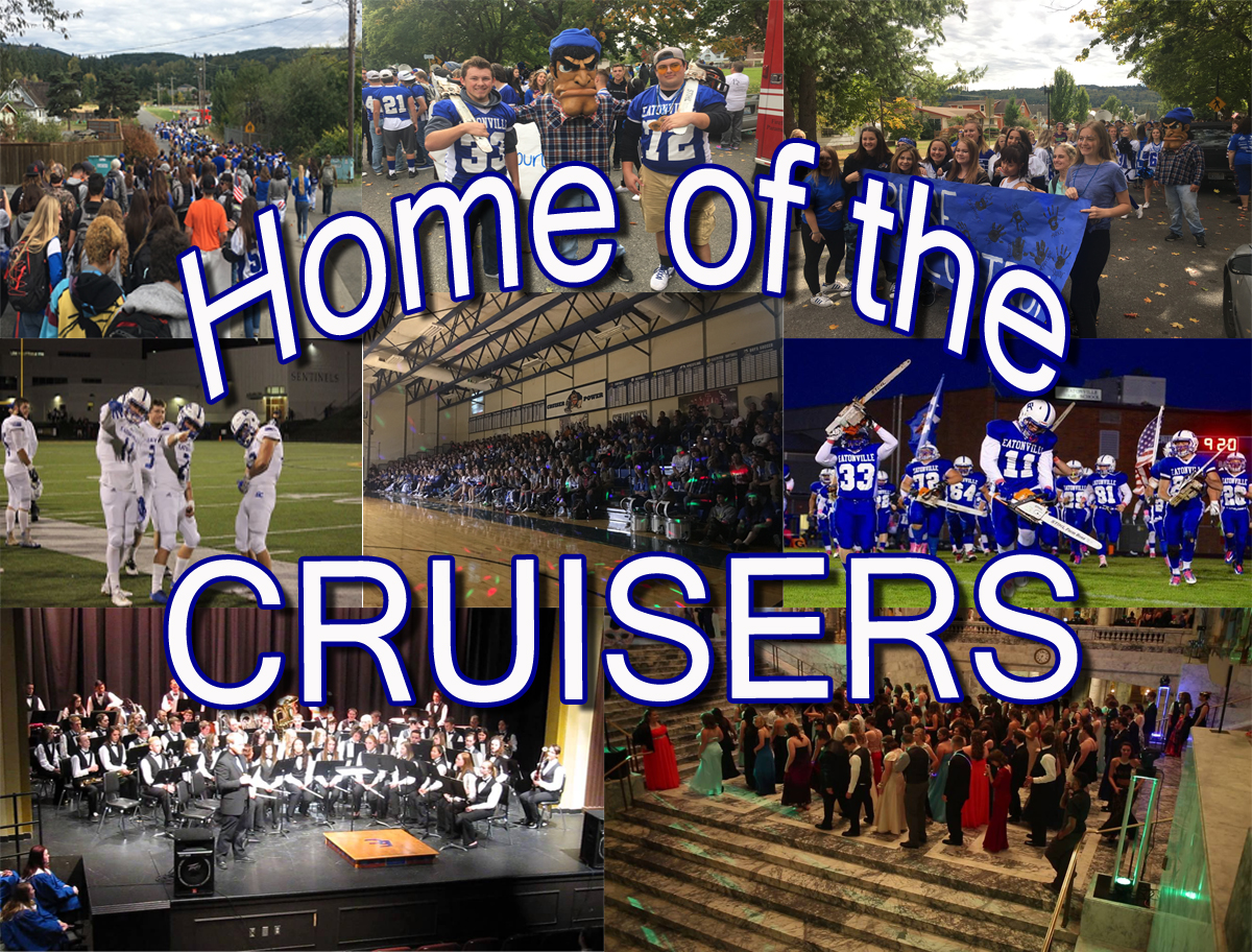 Home of the Cruisers Collage